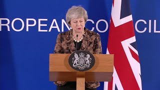 """""""Further clarification and discussion is in fact possible,"""" says Theresa May"""