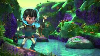 Let's Rocket | DJ Melodies | Miles from Tomorrowland | Disney Junior
