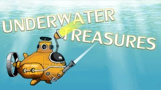 Underwater Treasures Level1-30 Walkthrough