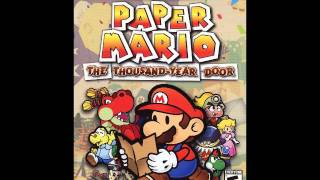 Full Paper Mario: The Thousand-Year Door OSV