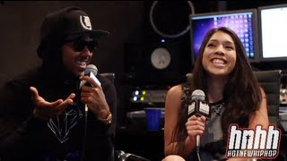 """Compton Rapper """"Problem"""" - Behind The Scenes Of The Making Of """"Chachi's Revenge"""" with HotNewHipHop"""