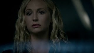 The Vampire Diaries: 8x06 - Stefan saves the kids, Caroline wants Alaric to take the kids away [HD]