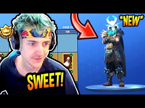 Xxx Mp4 NINJA REACTS TO NEW SEASON 5 BATTLE PASS LEGENDARY Fortnite FUNNY SAVAGE Moments 3gp Sex