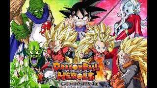Dragon Ball Heroes God Mission Main Theme (Piano Version) | Konstantinos Minas