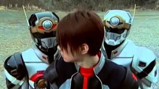 Chousei Kantai Sazer X Episode 37 2 2   The Tokusatsu Channel   Facebook