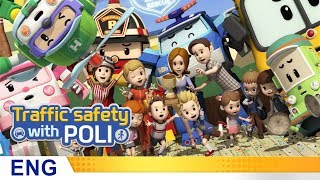 Trafficsafety with Poli | #26.King of the traffic safety quiz