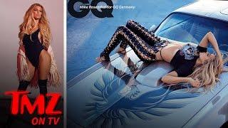 Khloe Kardashian Does GQ Germany But Where's The Booty Shots   TMZ TV