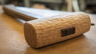 HOW TO BUILD THE SAMURAI MALLET!!!