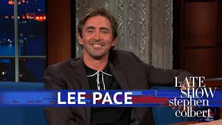 Lee Pace: My Life was Changed by 'Lord Of The Rings'