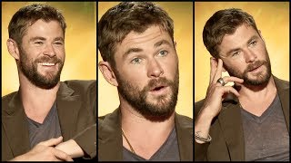 Chris Hemsworth On The Pain Behind THOR