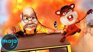 Top 10 Worst Animated Movies