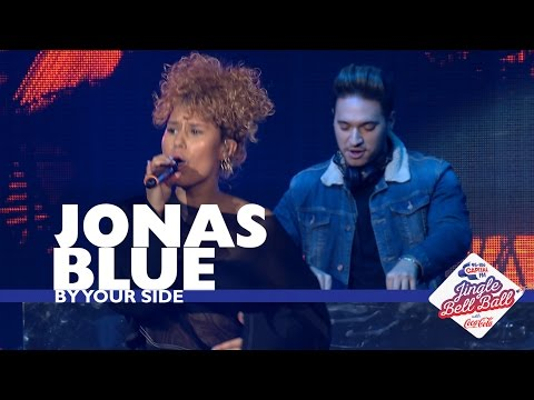 Download Jonas Blue - 'By Your Side' (Live At Capital's Jingle Bell Ball 2016)