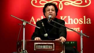 MAIN AKELA ghazal by maestro Ashok khosla