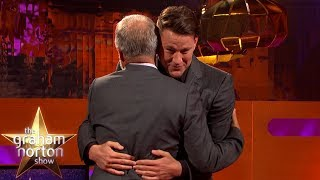 Channing Tatum Slow Dances With Graham! | The Graham Norton Show