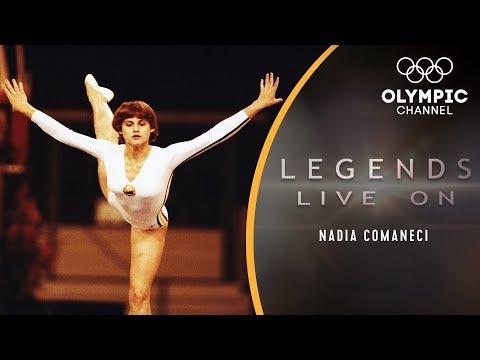 Xxx Mp4 The Story Of Nadia Comaneci Gymnastics 39 Perfect 10 Icon Legends Live On 3gp Sex