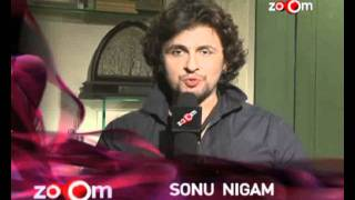 Sonu Nigam on zoOm - India's No.1 Bollywood channel