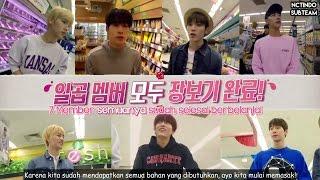 [INDO SUB] 161022 NCT LIFE K-Food Challenge Episode 1