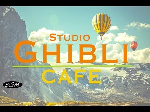GhibliJazz CafeMusic Relaxing Jazz & Bossa Nova Music Studio Ghibli Cover