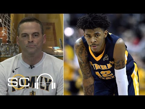 Ja Morant makes everyone around him better Murray State head coach Matt McMahon SC with SVP