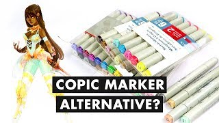 Artist Loft Dual Tip Sketch Markers Review