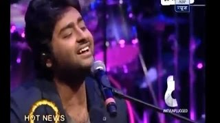 Arijit singh in India's Raw Star