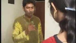 Husband Wife fight in Sylheti (Chachare Dhor)