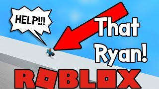 I TRAPPED RYAN 🙌 OUTSIDE THE MAP IN ROBLOX HIDE AND SEEK EXTREME