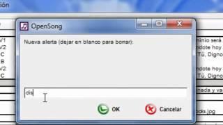 OpenSong