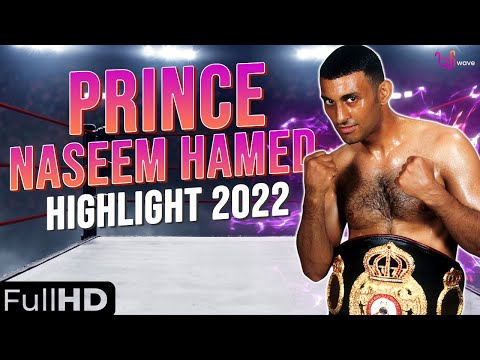 Prince Naseem Hamed Highlight    Boxing Highlights   HD   2016   Knockout