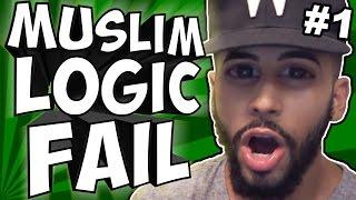 MUSLIM LOGIC FAIL #1 - Adam Saleh Miracles