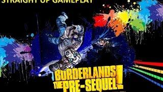 Borderlands The pre-sequel Cameras and Safe in Nova? No Problem! straight up gameplay