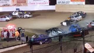 Gobbler 100 Lap Enduro @ Accord Speedway Accord, NY - 12/3/16