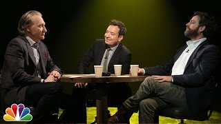 True Confessions with Zach Galifianakis and Bill Maher