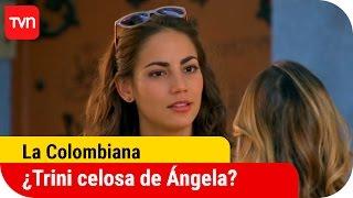 Ex de Pedro hierve de celos con Ángela | Avance La Colombiana - E2