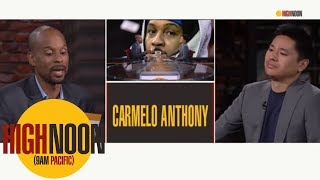 Can Carmelo and D'Antoni put past behind them?   High Noon   ESPN