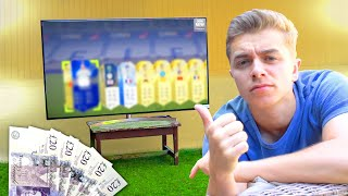 What Does Spending £2000 on Fifa 18 Packs Get You? - TOTS Edition