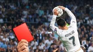 Top 10 Famous Handball Red Cards | Impossible To Forget