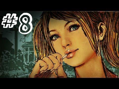 Lollipop Chainsaw - Gameplay Walkthrough - Part 8 [Stage 2] - CORDELIA (Xbox 360 / PS3 Gameplay)