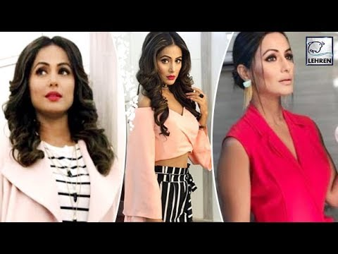 Xxx Mp4 Hina Khan To Play An ADULT Character In This Show 3gp Sex