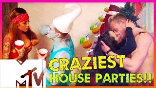 GEORDIE SHORE BBB    CRAZIEST HOUSEPARTIES!!   MTV