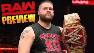 WWE RAW 9/5/16 PREVIEW, News & Rumors