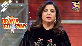 The Drama Company   Farah Khan's Act    Best Moments