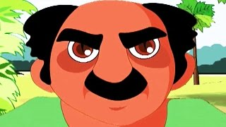 Chota Birbal – Gurudev Ki Seva – गुरुदेव की सेवा - Animation Moral Stories For Kids In Hindi