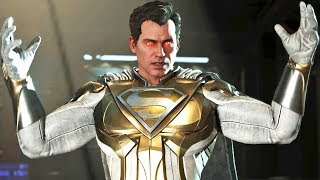 Superman Deus (Superman Prime One Million) Injustice 2