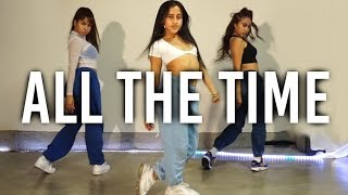 """""""ALL THE TIME"""" by Jeremih (SEXY DANCE TUTORIAL)"""