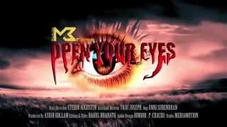 open your eyes malayalam short film trailer