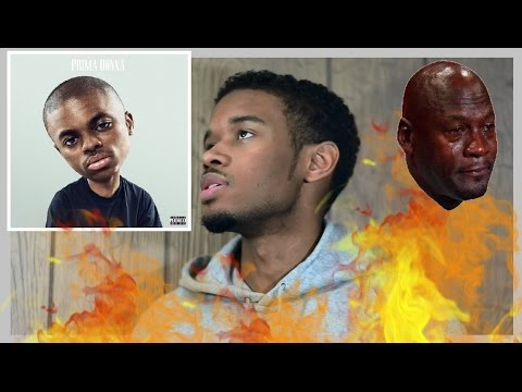 Vince Staples PRIMA DONNA First REACTION REVIEW