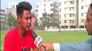 Cricketer Mustafizur Rahman's Funny Interview