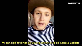 10 Quick Ones with Niall Horan (Subtitulado)