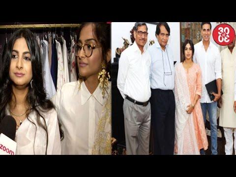 Rhea Reacts On 'Veere Di Wedding' Title Controversy | Akshay-Bhumi Meet Railway Minister